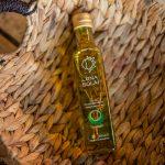 Ulei de floarea-soarelui cu busuioc - 250ml