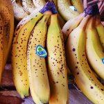 Banane pestrite